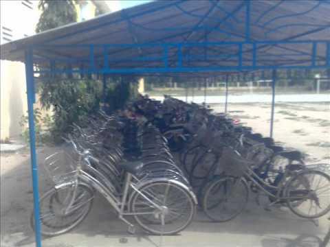 Nét đẹp Trường THCS Thị Trấn Tân Châu.wmv
