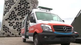 Córdoba recibió 6 nuevas ambulancias donadas por el Estado Kuwaití