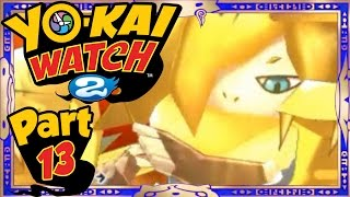 Yo-Kai Watch 2 - Part 13 | Light Venoct Quest! (Shinuchi Gameplay Walkthrough)