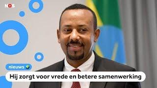 Nobelprijs voor de Vrede naar premier van Ethiopië