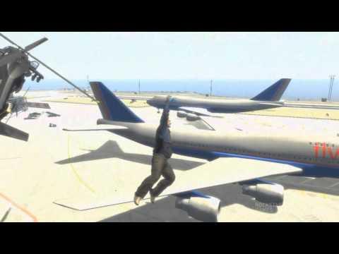 GTA 4 Unfälle-3 mit Stunts