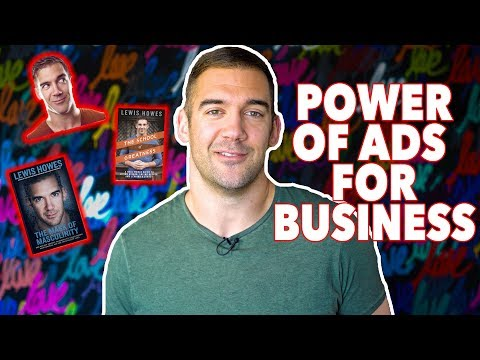 The Power of Buying Ads to Grow Your Business with Lewis Howes