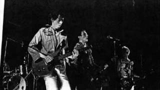 The Clash - What's my name (Live at Mont de Marsan - 5/6 August 1977)