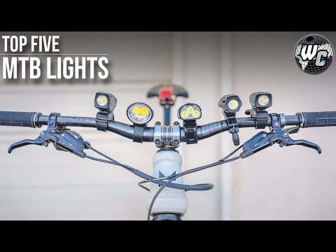 Top 5 MTB Night Riding Lights (It's Not Always About The Lumens!)
