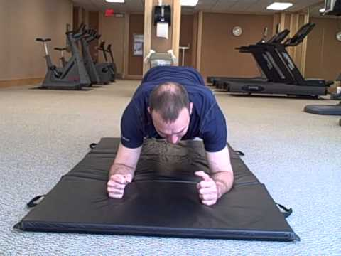Fitness: Speed Planks