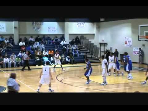Paul W. Bryant High School Varsity Boys Basketball 2007 ...