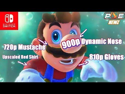 Nintendo Switch - Super Mario Odyssey Tech Details! Kamiko 2 Announced & World End Syndrome!
