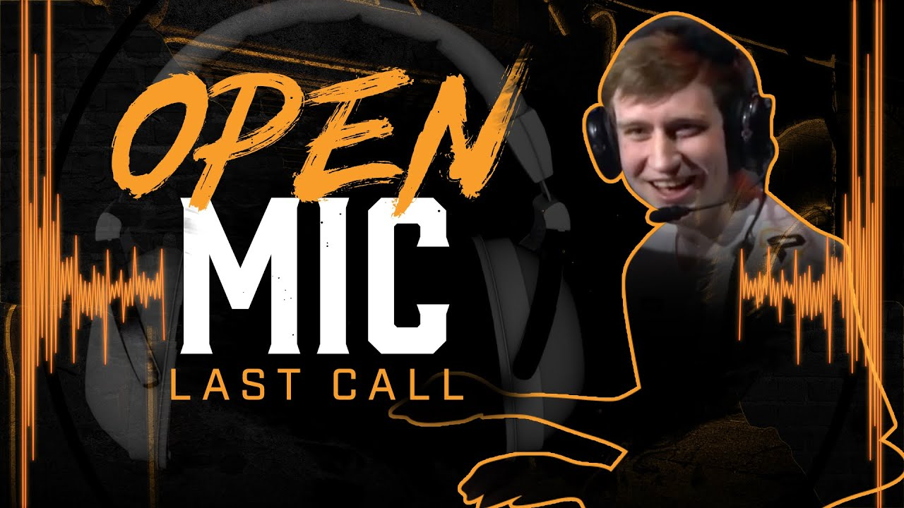 But Just Look at My Elims! | Open Mic: Last Call
