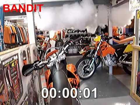 Bandit Canada - Bandit Fog Security in action 02
