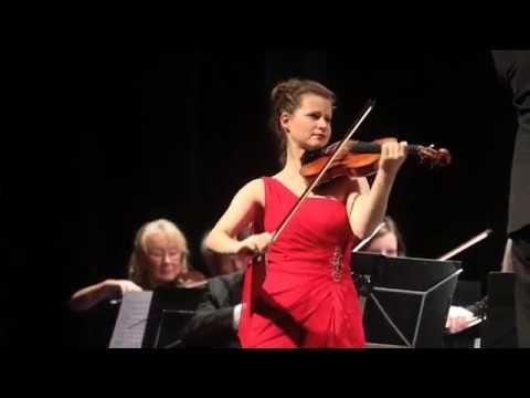 Konzert Hamburger Ärzteorchester mit Liv Migdal in Harburg
