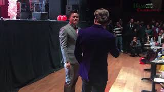 Sandip Chhetri Most Funny Moments in 4th Global Nepali Film Award USA | San Francisco | 2019