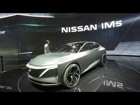 Walkaround - Nissan IMs - Alfonso Albaisa - Nissan Senior Vice President, Global Design