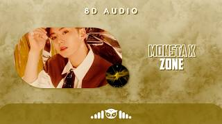 8D | MONSTA X (몬스타엑스) – ZONE | USE HEADPHONES |