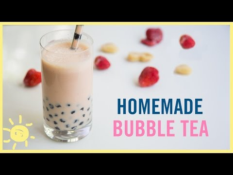 EAT | Bubble Tea (Kid-Friendly)