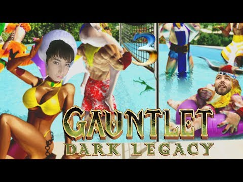 Digi & May Do Gauntlet: Dark Legacy #3