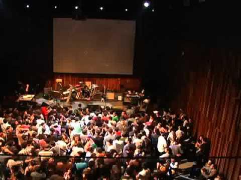 """Concierto: Drawing (a) Live """"Dibujando en vivo"""""""