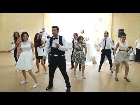 ნიკას და თამთას ქორწილი ფლეშმობი (ვიდეო)