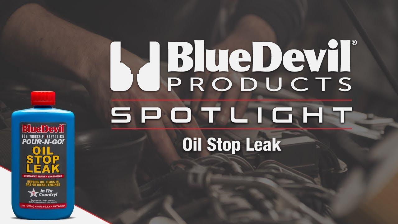 BlueDevil Oil Stop Leak - Video | Advance Auto Parts