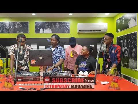 Freestyle WhatsupSkyShow ( Dj Hotsquad & Rasta Fòkè ) Part 5