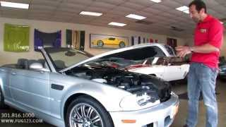 2002 BMW M3 Convertible FOR SALE TEST DRIVE flemings ultimate garage review