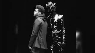 Gesaffelstein The Weeknd Lost in the Fire LYRICS.mp3