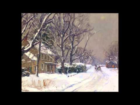 Edward Willis Redfield ~ American Impressionist landscape painter