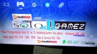 Instal CFW 4.82 on PS3 OFW 4.82