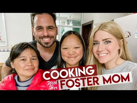 Cooking REAL Chinese Food with our Teen Daughter's Foster Family! // China Adoption Heritage Trip