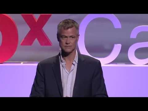 A Cartoonist's Perspective on Ocean Conservation | Jim Toomey | TEDxCannes