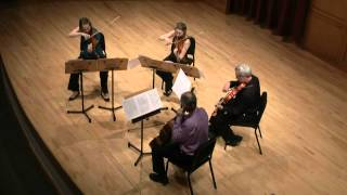 Quasi una Fantasia, String Quartet no. 2, Op. 64 (Henryk Gorecki) - The Playground Ensemble