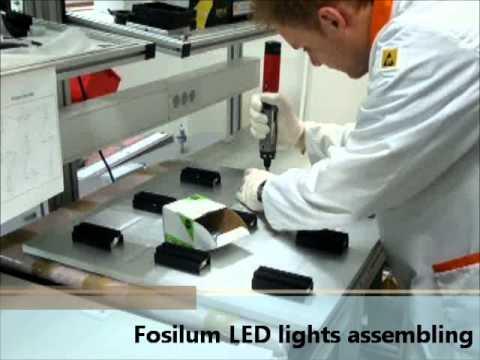 FTA electronics assembler production - YouTube