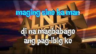 Dahil Mahal Kita - Jovit Baldivino - Lyrics / Karaoke [HD]