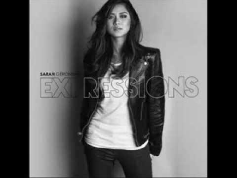 "Sarah Geronimo Full Tracks CD Album ""Expressions"""