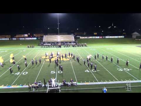 Blissfield High School Marching Band