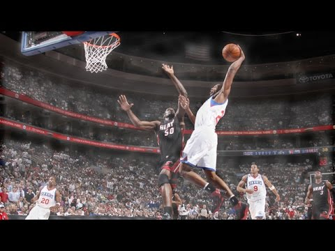 Thaddeus Young: Top 10 Dunks as a Philadelphia 76er