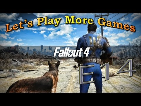 Fallout 4 E14 - Tracking the ShipBreaker