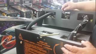 Tutorial Lowering the pinball Head