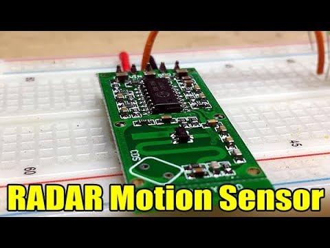 Quick Look: Microwave Motion Sensor