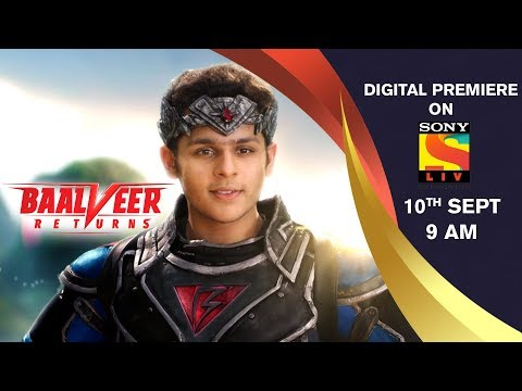 Baalveer Returns - Need For Another Baalveer - Watch It First Only On SonyLIV - 10th September, 9 AM