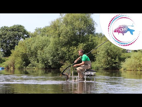 Hadrian Whittle Float Fishing For Barbel