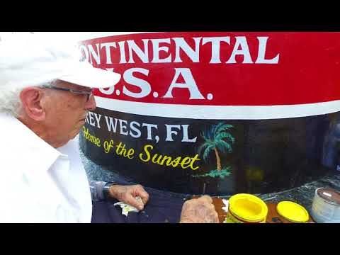 Key West's Southernmost Point Restoration Completed After Irma (Video)