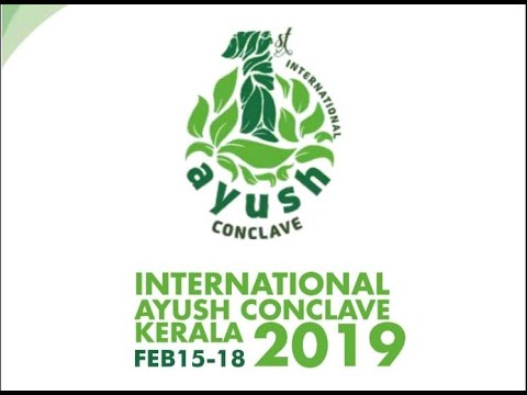 INTERNATIONAL AYUSH CONCLAVE - Samoohyapadam