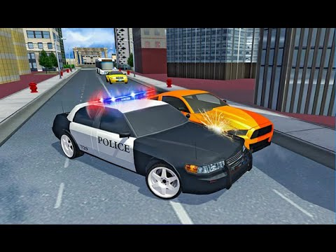 Police Car Crime Simulator Android Gameplay Hd Youtube