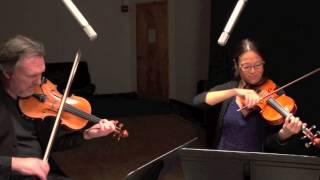 Jole Blon (violin duet) Mark O