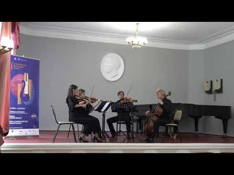 III Всероссийский музыкальный конкурс (СФО) камерные ансамбли, I тур