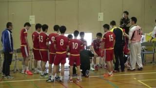 平成29年度石川県高等学校春季ハンドボール大会小松工業対金沢市工 前半