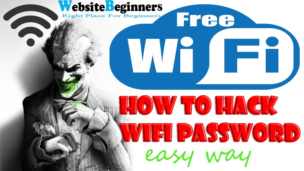 How to hack wifi easy way youtube how to hack wifi easy way ccuart Images