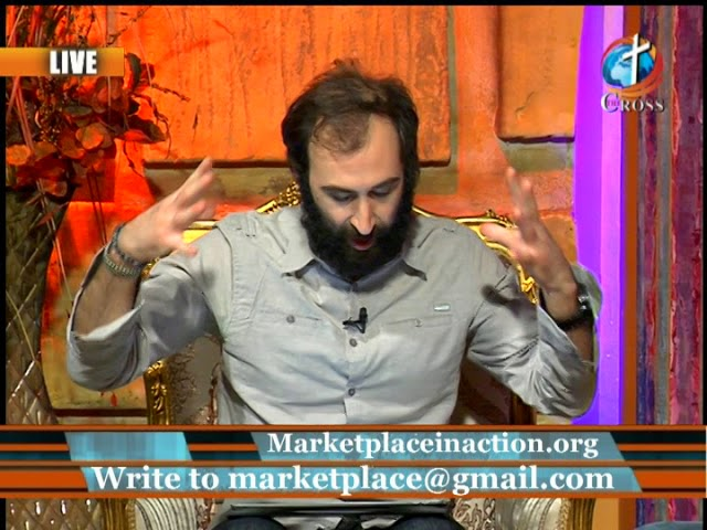 Marketplace in Action  Dr. Ken Smith 11-05-2018