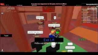 ROBLOX - Lava Escape - Easy Lift Madness