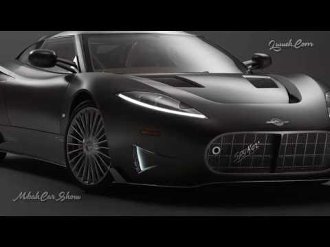 2018 Spyker C8 Preliator walk around - review